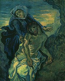 Vincent_van_Gogh_-_Pietà_(after_Delacroix)