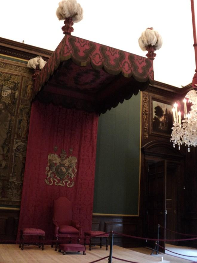 Hampton Court Palace Interior 3