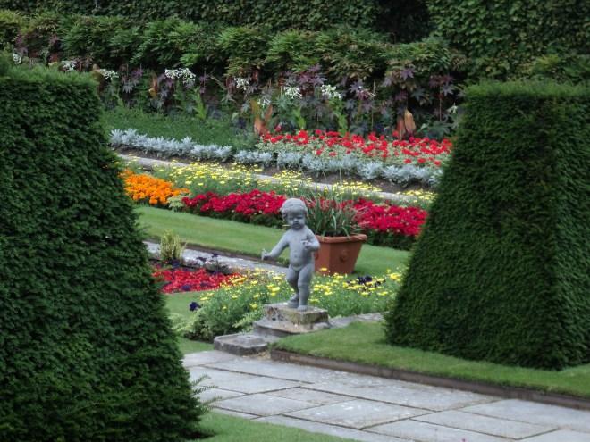 Hampton Court Palace Jardim 14