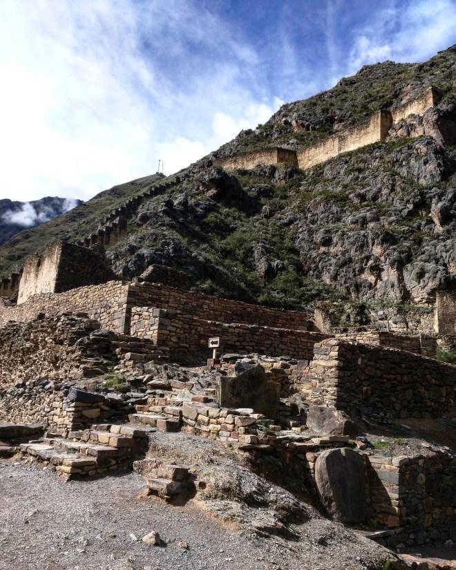 Ollantaytambo ruínas 13