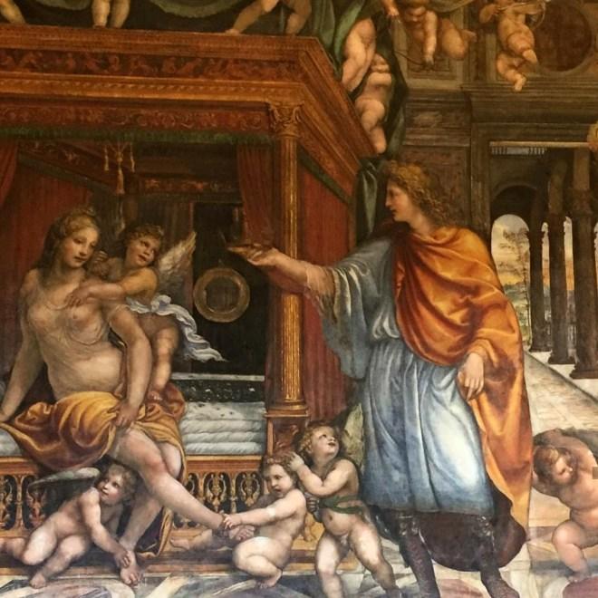 Sodoma na Villa Farnesina