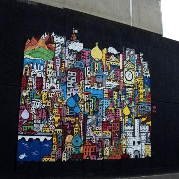 Southbank centre Londres 2