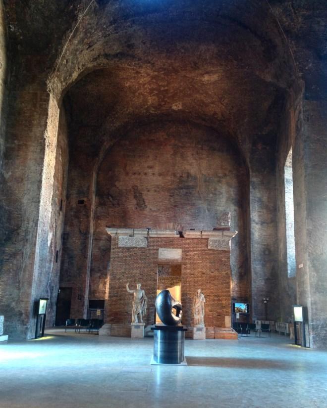 Termas de Diocleciano Roma 2