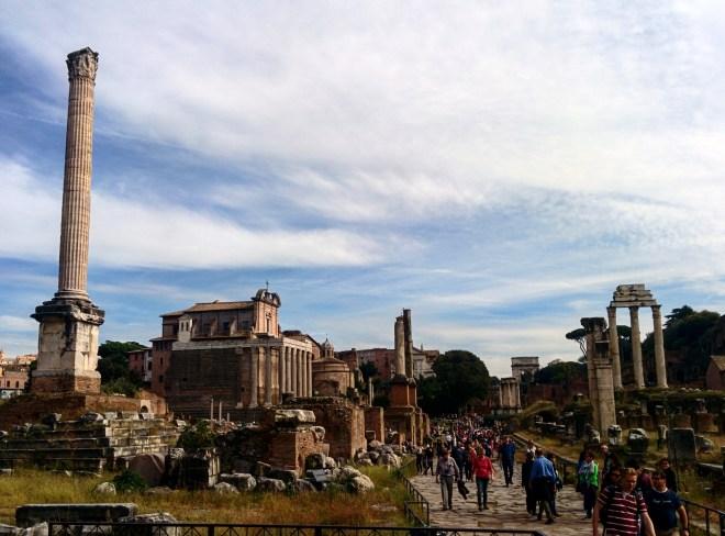 Via Sacra Roma