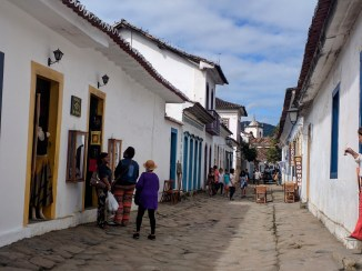 Centro histórico de Paraty 11