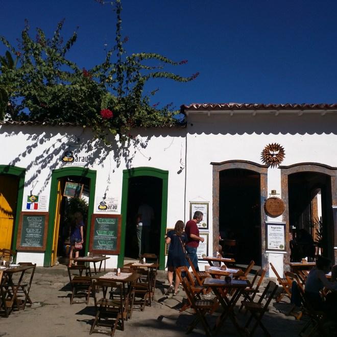 Centro histórico de Paraty 15