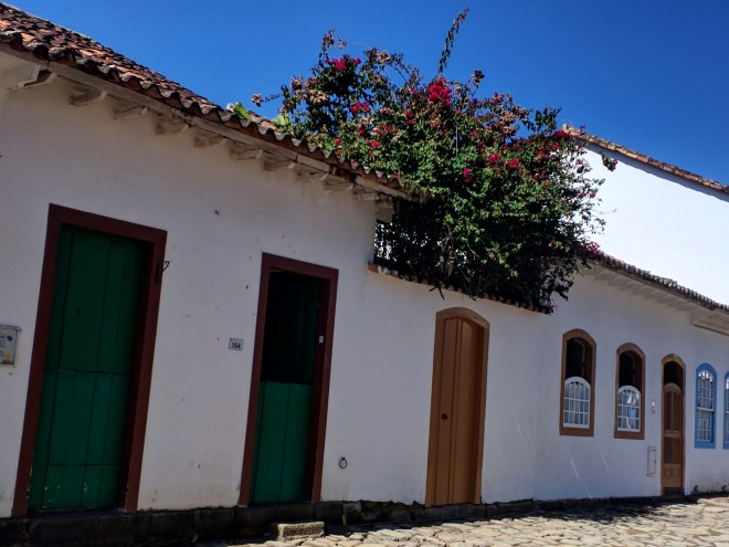 Centro histórico de Paraty 34