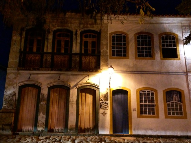 Centro histórico de Paraty 43
