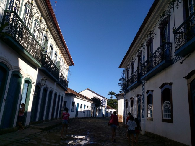 Centro histórico de Paraty 6
