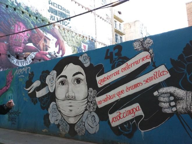 Arte de rua Raval Barcelona 15
