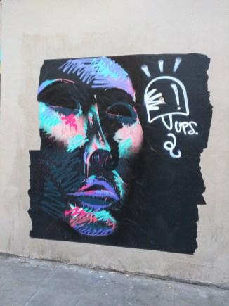 Arte de rua Raval Barcelona 9