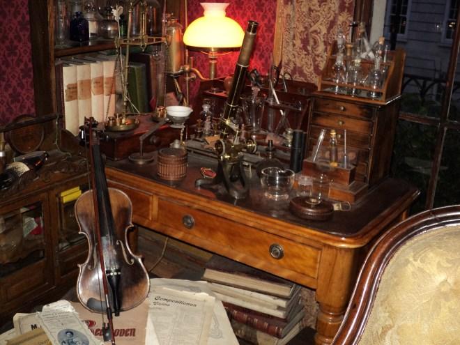DSC02843 Sherlock Holmes Museum