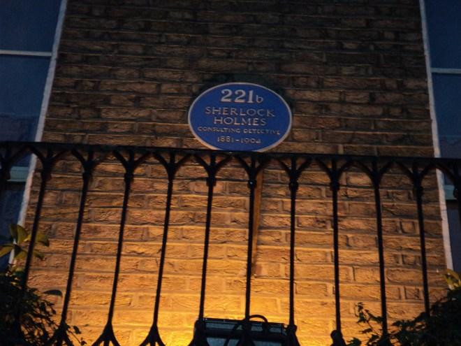 DSC02847 Sherlock Holmes Museum