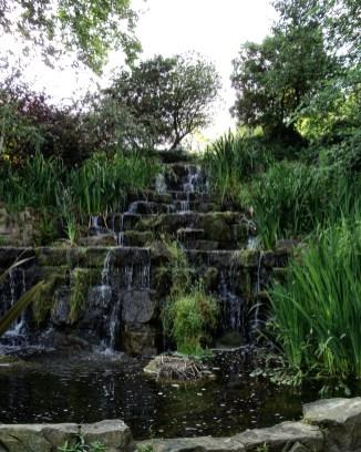 Regent's Park micro cachoeira