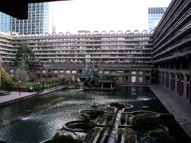Barbican City Londres