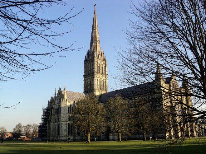 Catedral de Salisbury Inglaterra 3