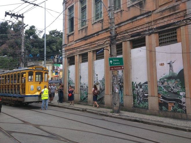 Grafite do bonde em Santa Teresa 3