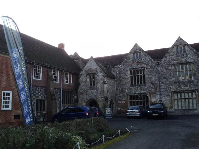 Salisbury King's Museum