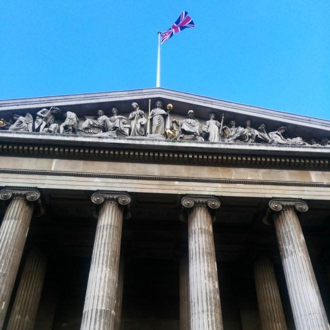 Museu britanico londres 4