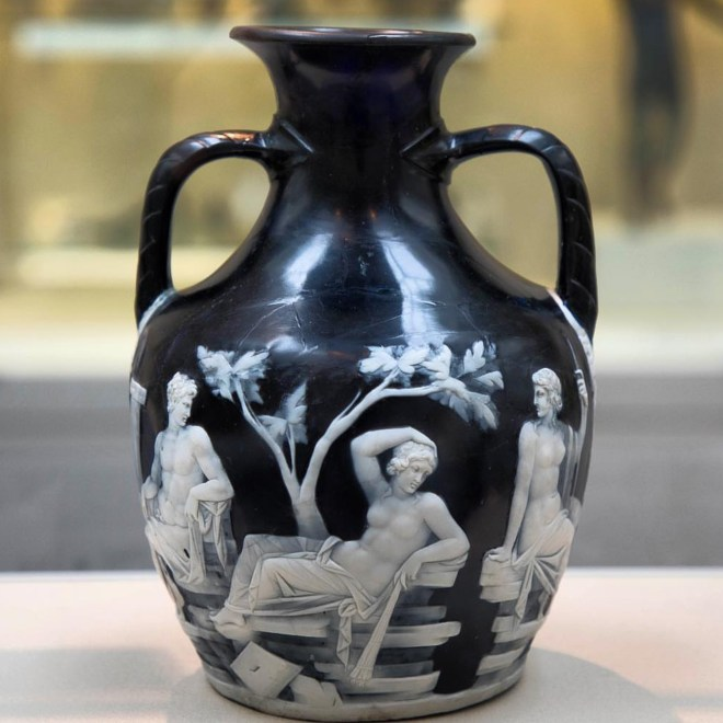 Museu britanico londres vaso portland
