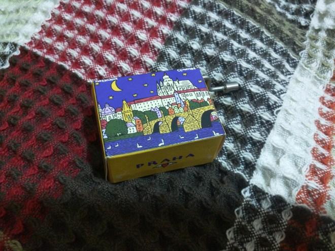 Mozart souvenir Praga