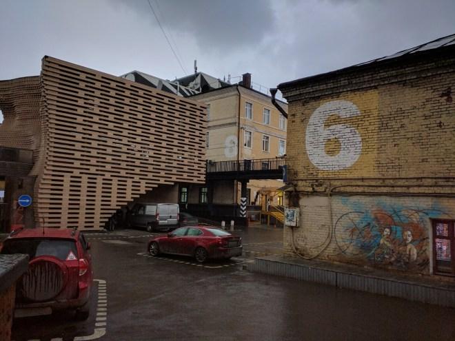 Fabricas de Moscou centros culturais ArtPlay