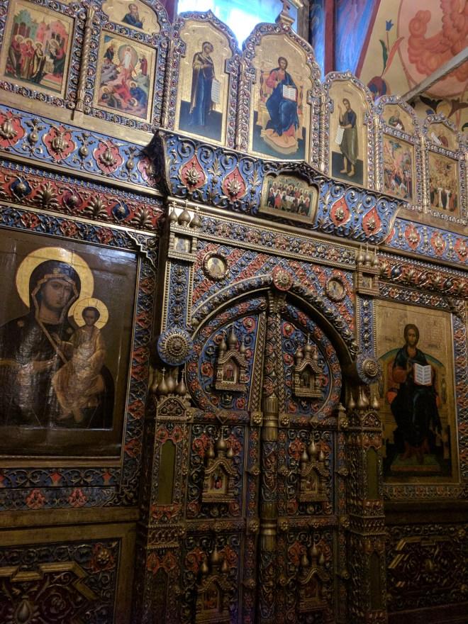 Catedral de São Basílio Praça Vermelha Moscou 3