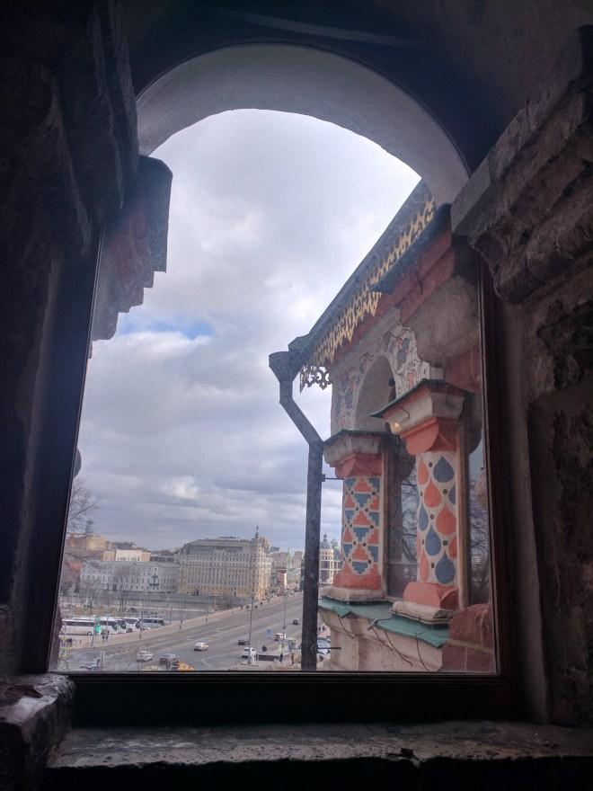 Catedral de São Basílio Praça Vermelha Moscou 6