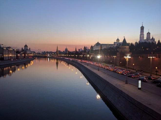 Ponte Boris Nemtsov Praça Vermelha Kremlin cristo salvador moscou