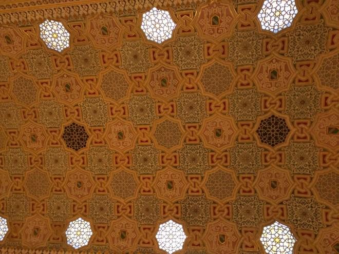 Portugal Porto palacio da bolsa salão árabe 2