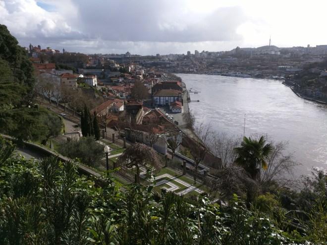 Portugal Porto vista do alto