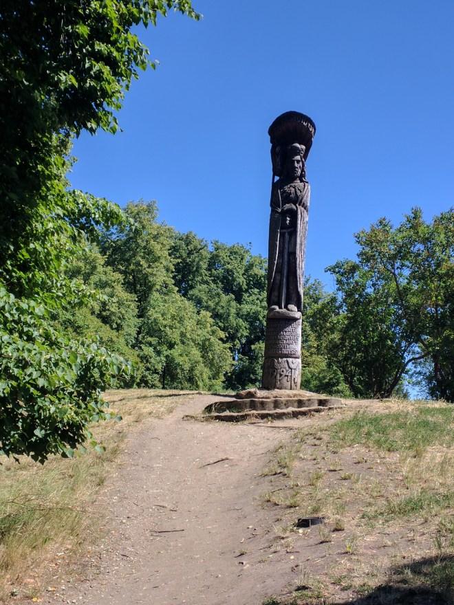 Trakai simbolos pagãos