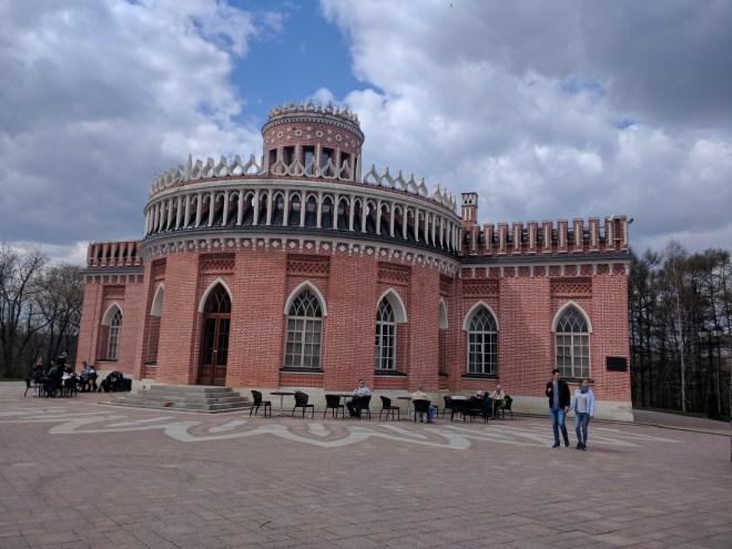 Tsaritsino parque Catarina Moscou 3