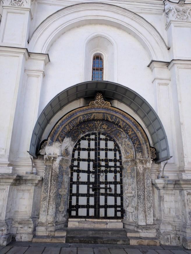 Kremlin Moscou palacio do patriarca