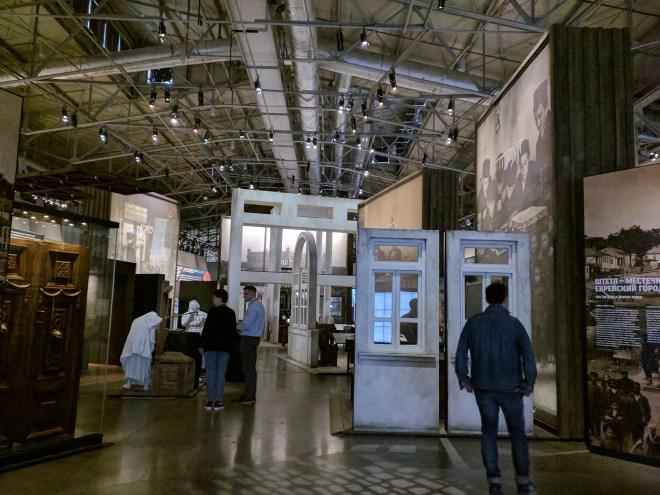 Museu judaico moscou 6