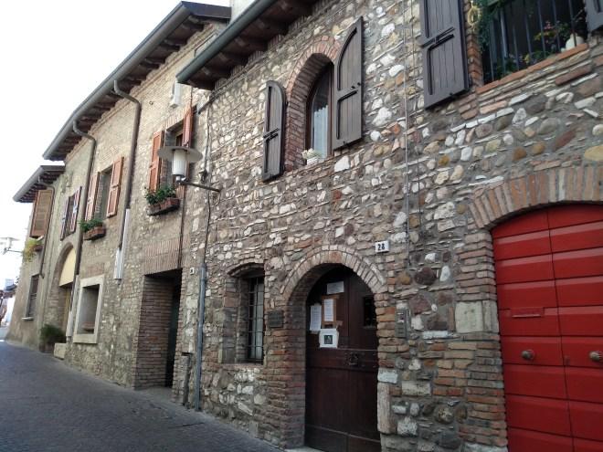 Lago de Garda Sirmione centro historico
