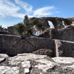 Lago de Garda Sirmione ruínas romanas