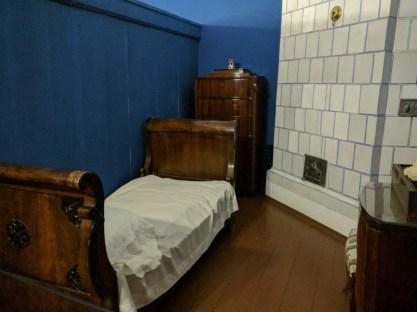 Moscou apartamento Dostoievski quarto dos pais