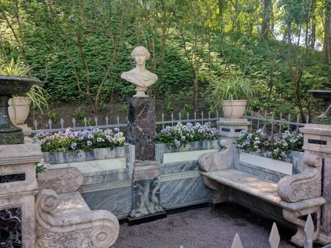 Petergof Russia Petersburgo jardins 3