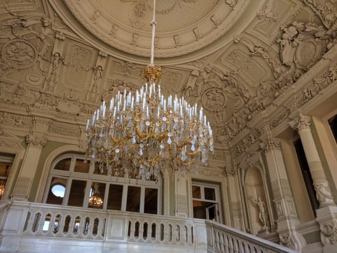Petersburgo palacio Iussupov entrada