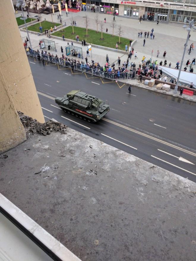 Tanques dia da vitória russia