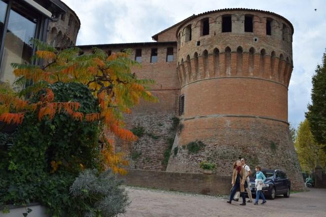 Bologna Dozza Rocca 1