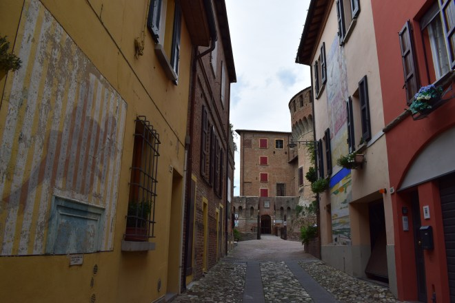 Dozza Bologna muros pintados 26