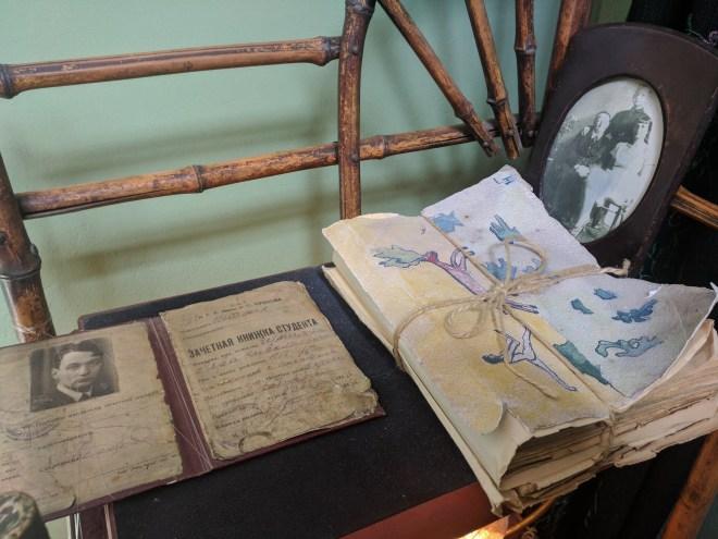 Russia Petersburgo casa fonte museu Anna Akhmatova 2