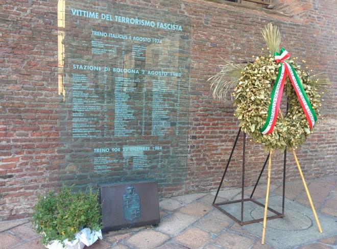 Bologna vítimas do terror fascista