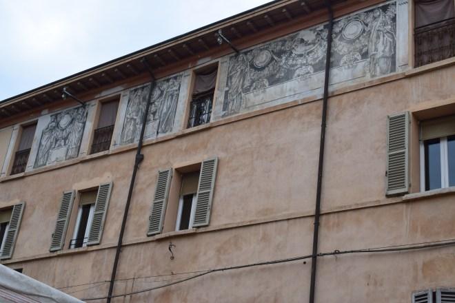 Brisighella borgo medieval italia ruas 1