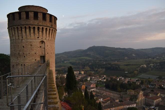 Brisighella borgo medieval rocca castelo 10