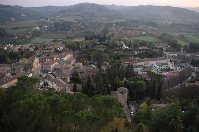 Brisighella borgo medieval rocca castelo 9