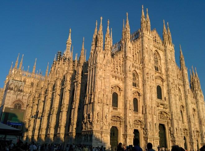 Milão Duomo 2