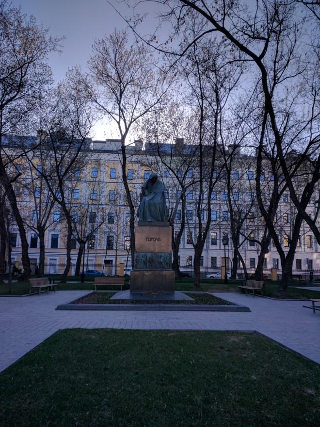 Moscou casa de gogol
